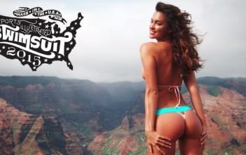 Irina Shayk sexy pour Sports Illustrated Swimsuit 2015