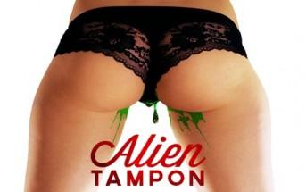 """Alien tampon : un nanar """"menstrueux"""" pour 2015"""