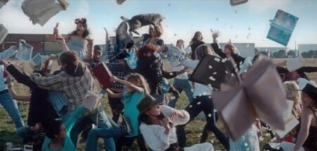 clip en slowmotion : unconditional rebel, siska
