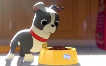 Festin, le dessin animé de Disney sur un chien gourmand