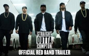 Straight Outta Compton : la bande annonce du film sur N.W.A