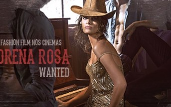 Morena Rosa Wanted : Isabeli Fontana joue les cow girl sexy