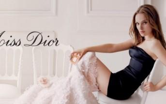 Pub Miss Dior 2015 avec Natalie Portman en mariée sur une musique de Janis Joplin