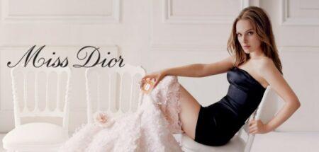 pub Miss Dior 2015 avec Nathalie Portman