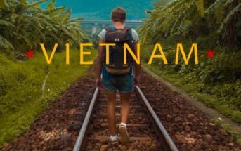 Le magnifique voyage de 2 frères russes au Vietnam