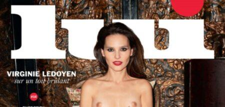 Virginie Ledoyen nue dans Lui