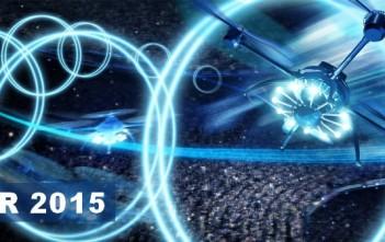 air 2015 : le spectacle de drones