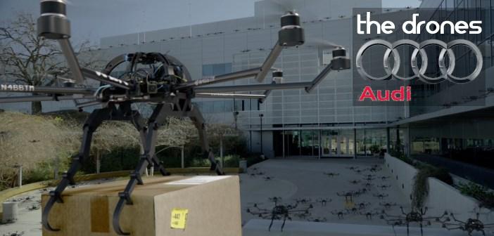 pub audi the drones