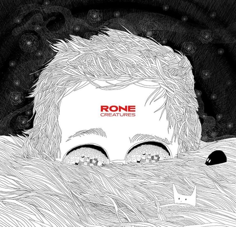 Artwork de Creatures, le nouvel album de Rone en écoute intégrale