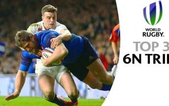 Rugby : les plus beaux essais de la saison 2014-2015 en vidéo