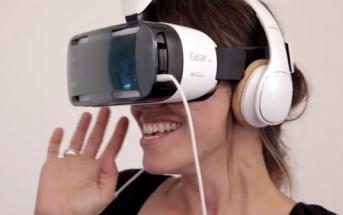 Réalité virtuelle : ils plongent avec des requins dans le désert
