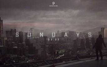 Sundays : ce court-métrage SF va vous en mettre plein la vue