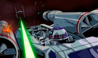 Court-métrage TIE Fighter : le manga d'animation star wars