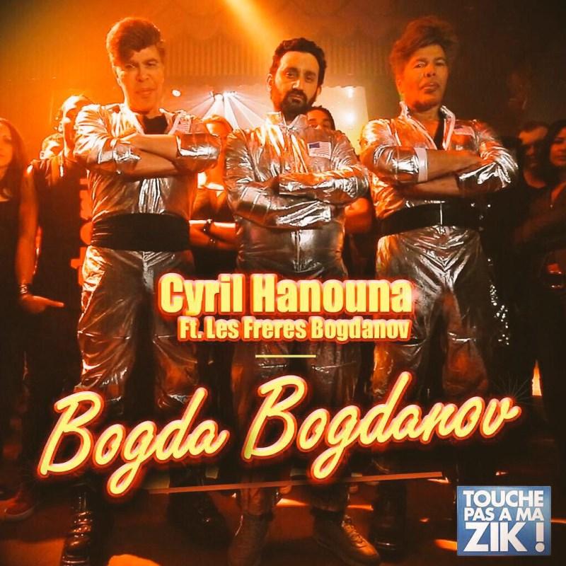 Bogda Bogdanov : Cyril Hanouna-pochette