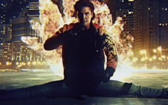True Survivor, le clip WTF de David Hasselhoff pour Kung Fury