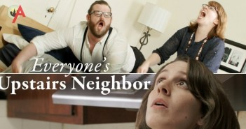 Everyone's Upstairs Neighbors - above-average