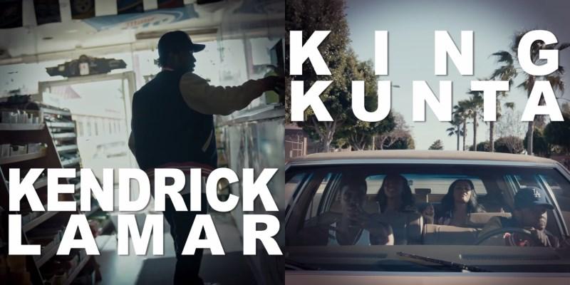 Kendrick Lamar : clip King Kunta tourné à ompton