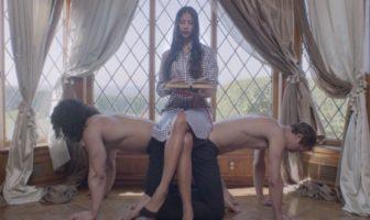 The new sovereignty : fashion film Rhié 2015