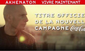 "Akhenaton ""Vivre maintenant"" : musique de la pub coca-cola 2015"