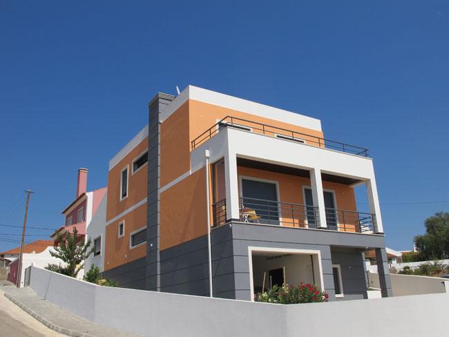 Maison au Portugal, Villa moderne sur la Côte d'Argent à Torres Vedras