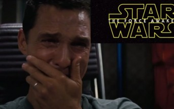 Un mashup hilarant entre Interstellar et Star Wars 7