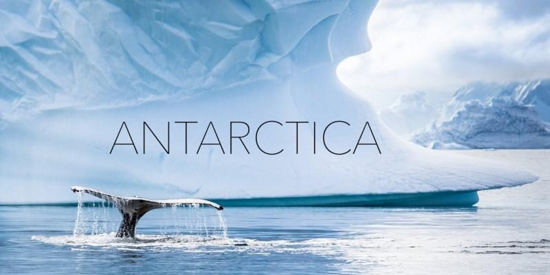 Antarctica : l'Antarctique vu d'un drone par Kalle Ljung