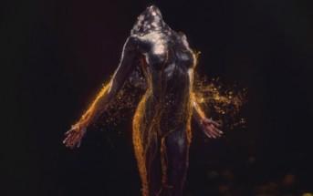 La déesse originelle Daria Werbowy sort de terre pour Analog