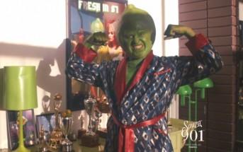 Justin Timberlake se déguise en citron vert dans une pub WTF