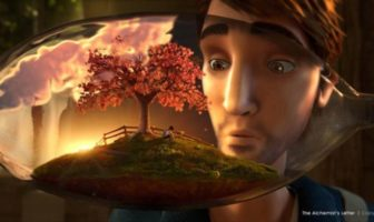 The Alchemist's Letter : court-métrage d'animation 3d
