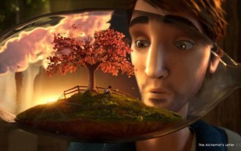 The Alchemist's Letter : sublime court métrage d'animation 3D