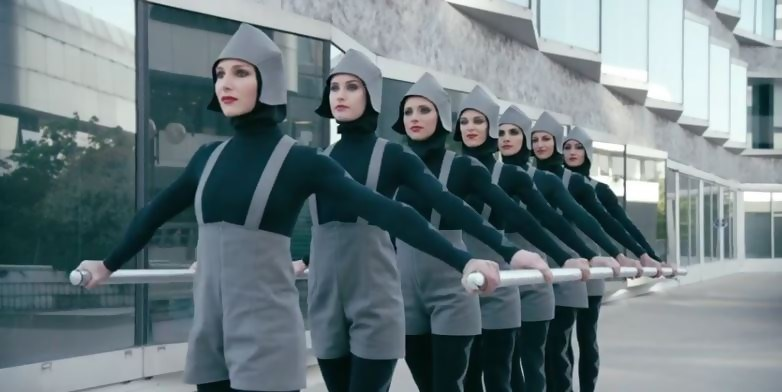 Go, le nouveau clip de The Chemical Brothers par Michel Gondry