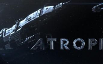 Atropa : un projet de film SF sur un détective de l'espace