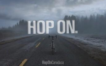 Hop On : des vélos fantômes roulent tous seuls au Canada