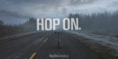 hop on : des vélos fantomes au Canada