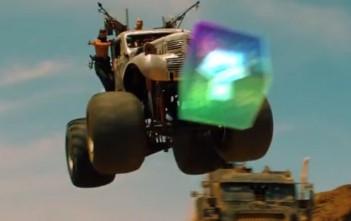 mario kart fury road, la parodie de mad max