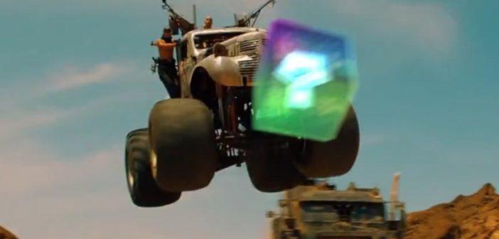 Mario Kart Fury Road : parodie de Mad Max version Nintendo