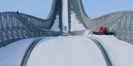 ski hopp : documentaire sur le saut à ski