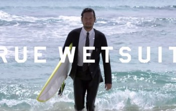 true wetsuits : le costard, costume, smoking de surf par quiksilver