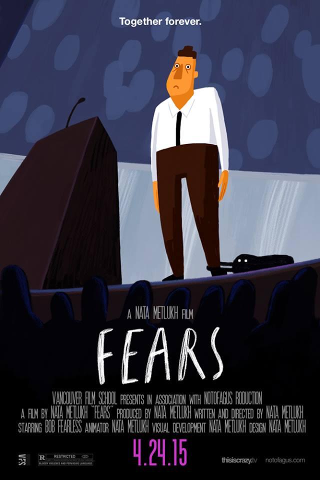 Fears de Nata Metlukh : affiche