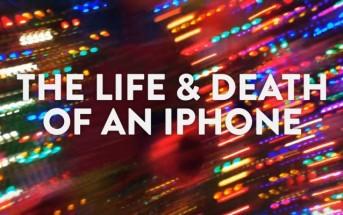 Que voit un iPhone tout au long de sa vie ?
