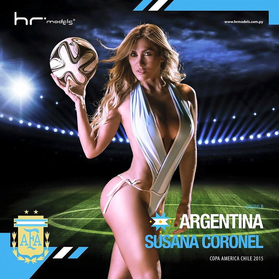 Argentine : Susana Coronel