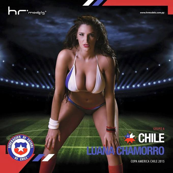 Chili : Luana Chamorro