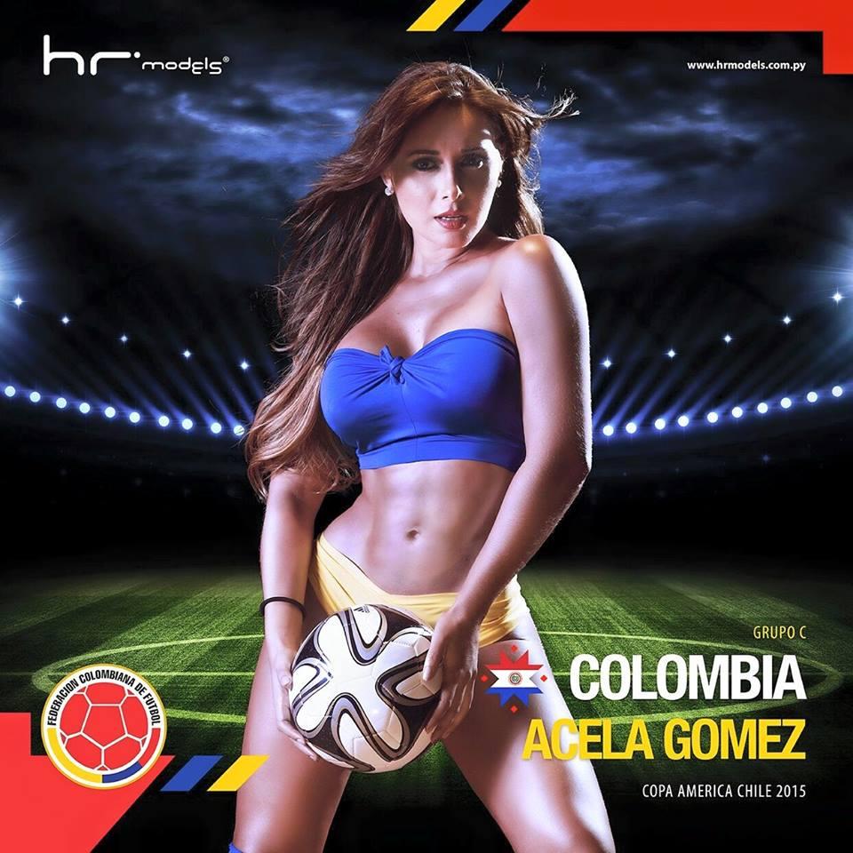Colombie : Acela Gomez