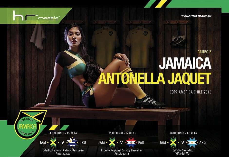 Jamaïque : Antonella Jaquet