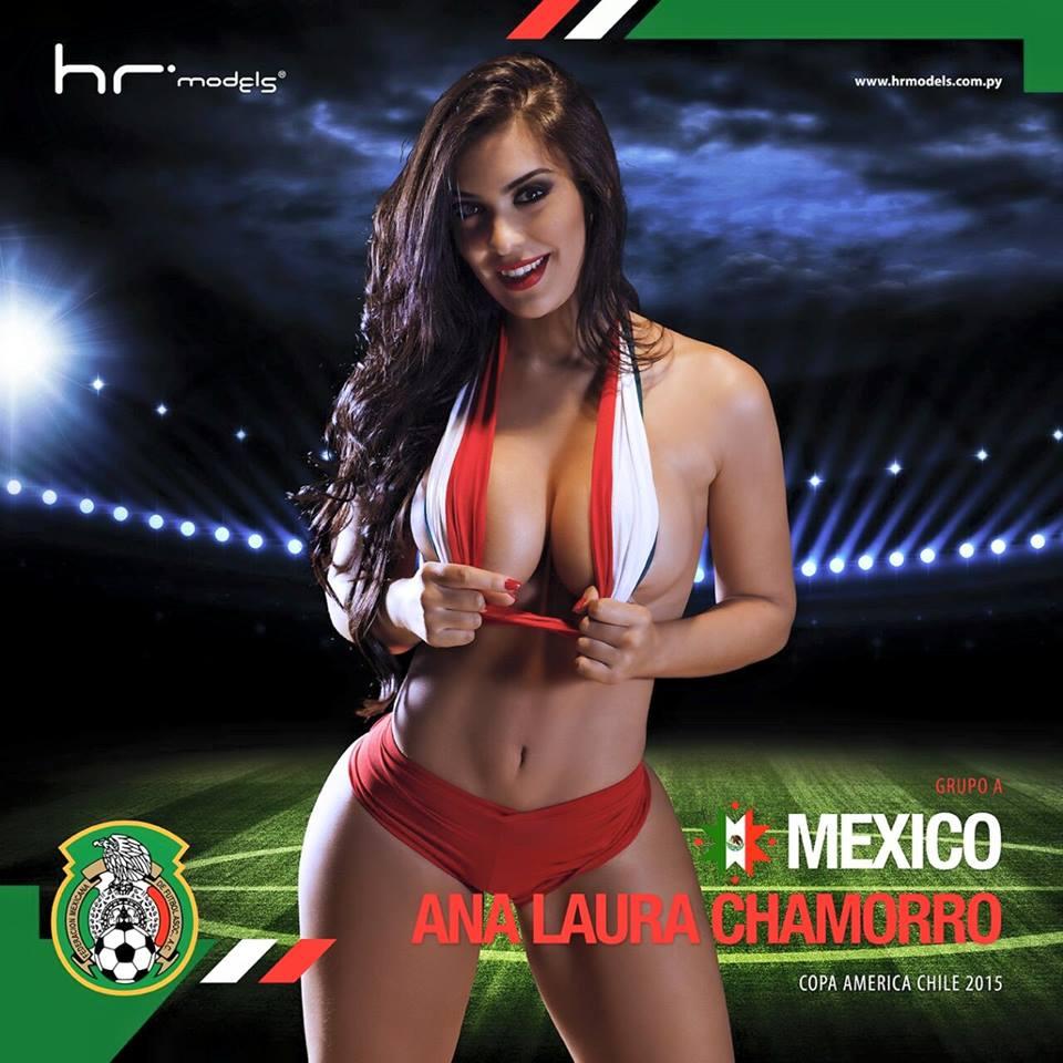 Mexique : Ana Laura Chamorro