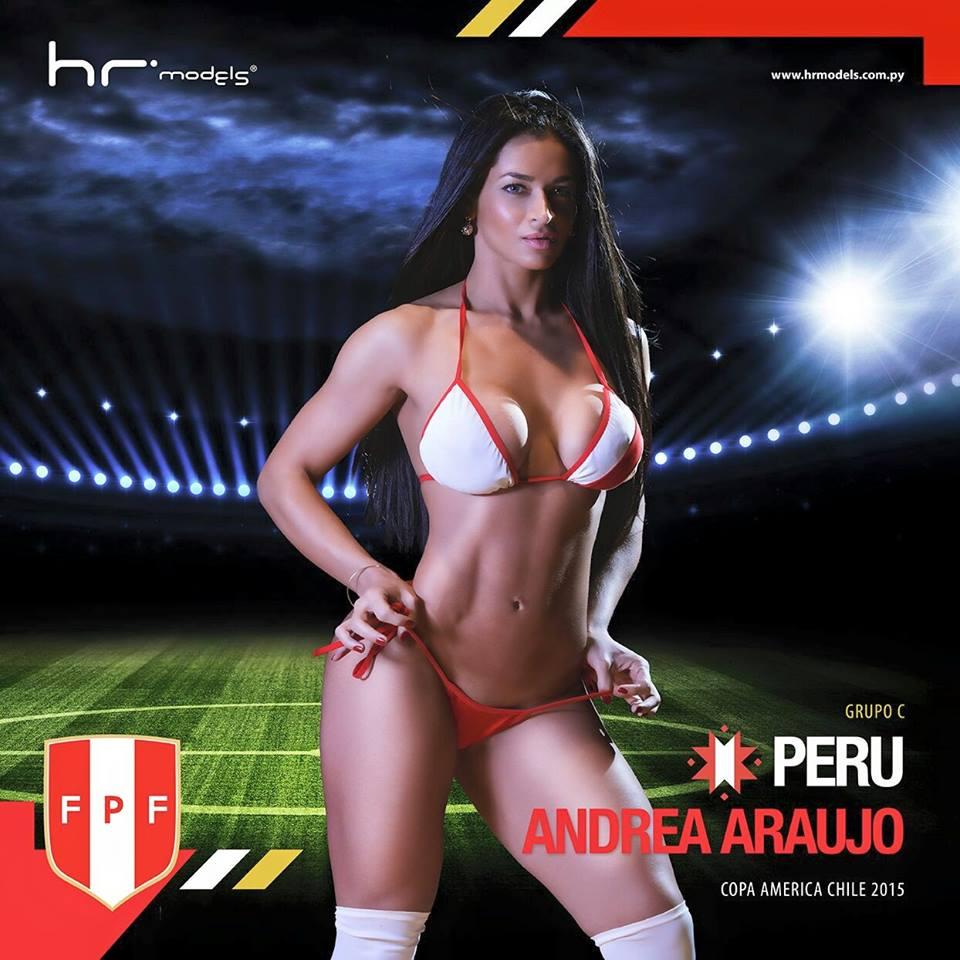 Perou : Andrea Araujo