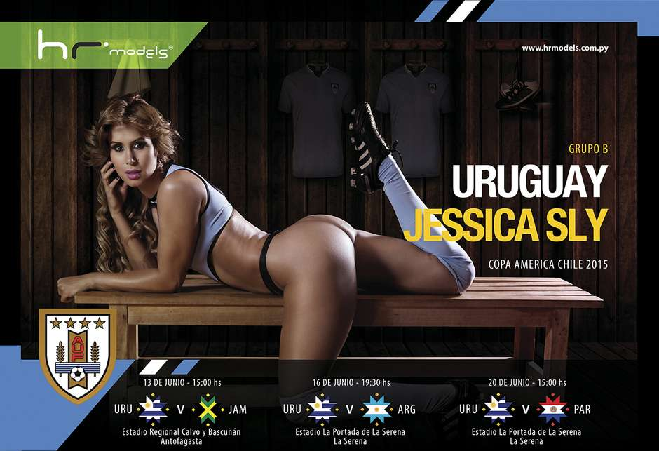 Uruguay : Jessica Sly