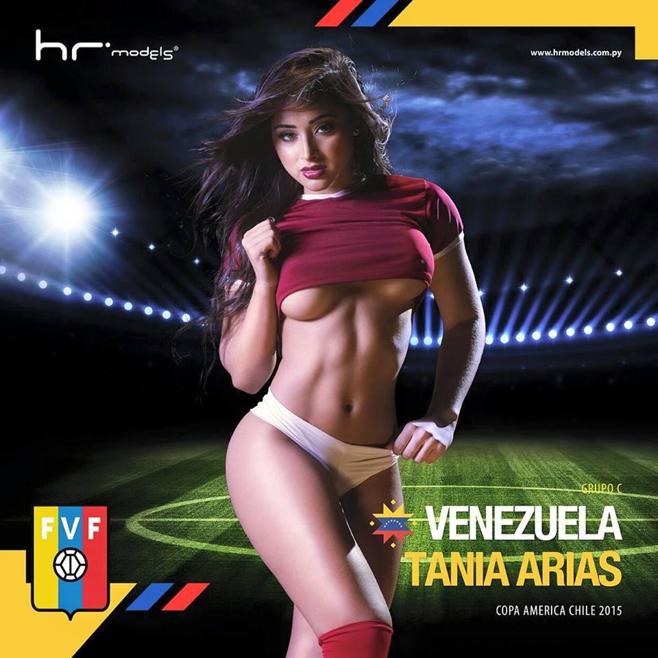 Venezuela : Tania Arias