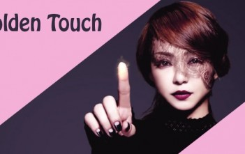 clip interactif : golden touch de Namie Amuro