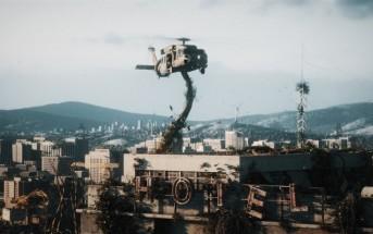 Zombies et plantes tueuses : faux trailer de film catastrophe